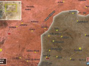 Tình báo Nga: IS chuẩn bị tấn công lớn thành phố Al-Salamiyah