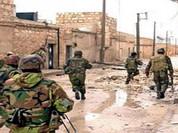 Quân đội Syria đánh chiếm làng Madajin ở miền Nam Hama