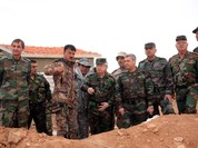 Lực lượng đặc biệt tinh nhuệ Tiger sẽ tấn công thành phố Palmyra