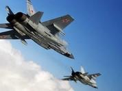Không quân Nga phá hủy một kho vũ khí khổng lồ của Al Qaeda Syria ở Idlib
