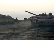 Lữ đoàn biệt kích 103 tấn công làng Kabani, đánh chiếm cao điểm Al-Zawiqat