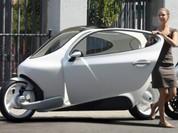 LIT Motors C1 - Siêu xe điện 2 bánh