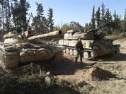Trung đoàn đặc nhiệm 48 chủ công giành 6 làng liên tiếp ở Latakia