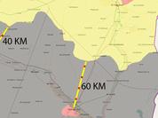 Lực lượng dân quân người Kurd hướng đến hai thành phố chủ chốt của IS