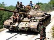 Quân đội Syria đánh chiếm 3 trạm kiểm soát phía bắc tỉnh Hama