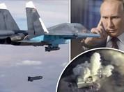 Ông Putin bất ngờ ra lệnh rút quân khỏi Syria