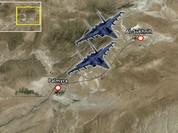 Không quân Nga tiếp tục tấn công dữ dội vào lực lượng khủng bố IS