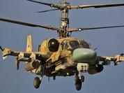 Nga triển khai trực thăng chiến đấu tấn công hiện đại đến Syria