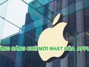 Thêm 1 bằng sáng chế của Apple