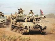 Lực lượng Tigers, Hezbollah tấn công núi Al – Tar gần Palmyra