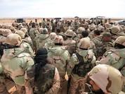 """Sự cố """"hỏa lực thân thiện"""" ở tam giác Palmyra, hàng chục binh sỹ Syria tử thương"""