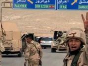 Quân đội Syria từ hai hướng đánh vào thành phố cổ Palmyra