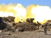 Quân đội Syria diệt hàng trăm tay súng IS khi tấn công vào thành phố Palmyra