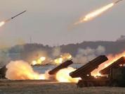 Triều Tiên tung video tấn công Washington bằng tên lửa từ tàu ngầm