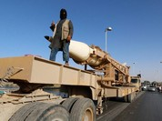 IS tấn công nhà máy khí gas đáp trả chiến dich giải phóng Palmyra