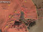 Lực lượng Tigers và đồng minh giải phóng sân bay quân sự Palmyra
