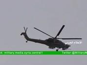 Video: Mi-28 tham chiến giải phóng sân bay quân sự Palmyra