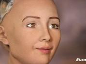 """Sự thật Robot nhân dạng tuyên bố hủy diệt loài người và kịch bản """"Terminator"""""""