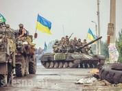 Chiến sự bùng phát trên vùng Donbass, Ukraine