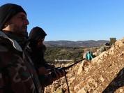 Lính thủy đánh bộ Syria triển khai về Bắc Latakia