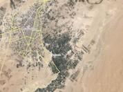 Trận chiến giành thành phố cổ Quraytayn bắt đầu