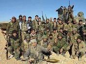 Quân đội Syria tấn công giải phóng thành phố Qaryatayn