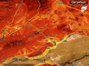 Quân đội Syria tấn công vào nội thị thành phố cổ Qaryatayn