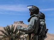 Lực lượng công binh Nga bắt đầu rà phá mìn và vũ khí nổ tại Palmyra