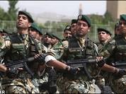 Đặc nhiệm đổ bộ đường không Iran triển khai ở Syria
