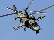 Video: Trận chiến đầu tiên của cá sấu Bắc Mỹ Ka-52 'Alligator' tại Syria