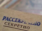 """Đáp trả 'Hồ sơ Panama"""" Putin ra quyết định giải mật """"kho lưu trữ liên bang"""""""