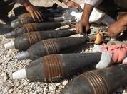 Nghi vấn IS sử dụng vũ khí hóa học tại Deir Ezzor