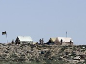 IS triển khai phản công trên dãy núi Qalamoun