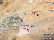 Sau cuộc tấn công Qalamoun thất bại, IS lùi về giao chiến với Jaysh Islam