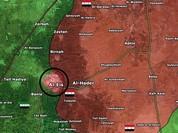 Lực lượng vũ trang Syria giải phóng thị trấn al-Eiss miền Nam Aleppo