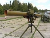 Kinh hoàng súng phóng lựu Nga Vampire xuyên thủng bê tông cốt thép dày 2 mét