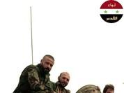 Quân đội Syria, Palestine tấn công trên miền Bắc Aleppo