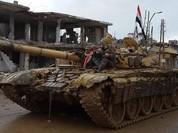Quân đội Syria khởi động lại chiến dịch Nam Aleppo