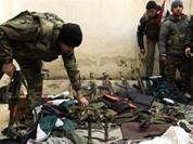 Quân đội Syria tấn công các vị trí IS ở miền bắc Al-Sweida