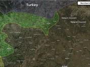 IS cướp lại một số làng ở miền Nam Aleppo