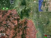 Lực lượng Hồi giáo cực đoan tấn chiếm Jabal Qamar thuộc Latakia
