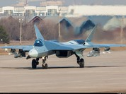 Siêu tiêu kích T-50 thủ nghiệm mang vũ khí tấn công