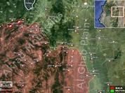 Quân đội Syria tái chiếm lại đỉnh núi chiến lược Jabal Al-Qal'at
