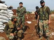Quân đội Syria dồn dập tấn công ở tỉnh Aleppo
