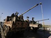 Lực lượng IS lại tấn công tuyến đường huyết mạch Khanasser - Aleppo