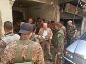 IS chiếm quận Trại Yarmouk, đối mặt với quân đội Syria và Palestine
