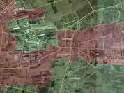 Lữ đoàn 105 Vệ binh Cộng hòa tấn công Đông Ghouta, diệt hàng chục tay súng cực đoan
