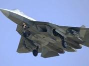 Tiêm kích tàng hình T-50 là máy bay tấn công đặc nhiệm