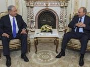 Nga bắn máy bay Israel khiến Thủ tướng Netanyahu hốt hoảng