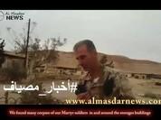 Lực lượng Tigers phát hiện mộ tập thể binh sĩ Syria bị IS hành hình
